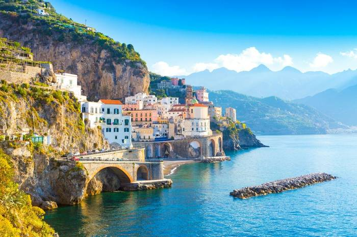 Amalfi Coast Shutterstock 759048709