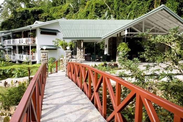 Canopy Lodge, El Valle Panama (David Tipling)