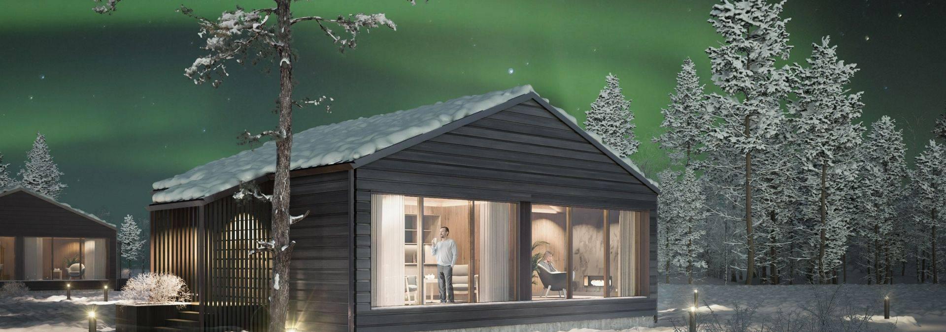 Inari New Cabin