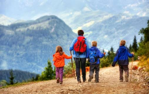Stubai Alps Family Walking Adventure