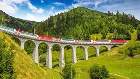 Day 7   Switzerland   Bernina Express  2
