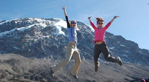 CLIMB KILIMANJARO (6 days) Marangu Route