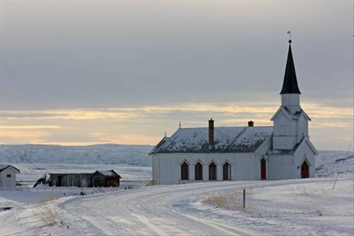 Nesseby Church (Jennifer Horn)