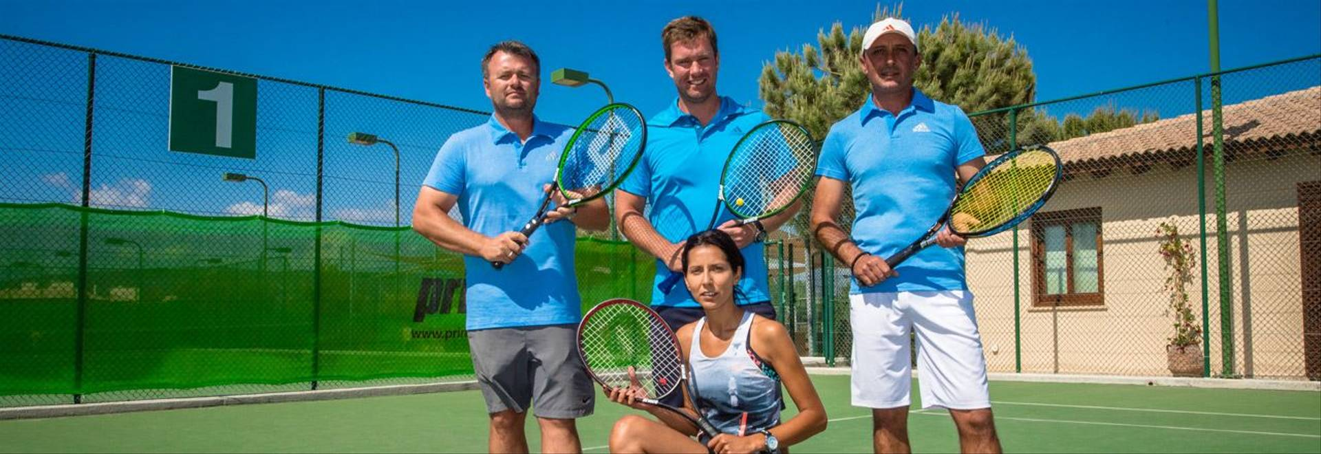 Aphrodite Hills Tennis Coaches