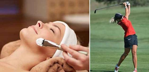 Beauty & Golf