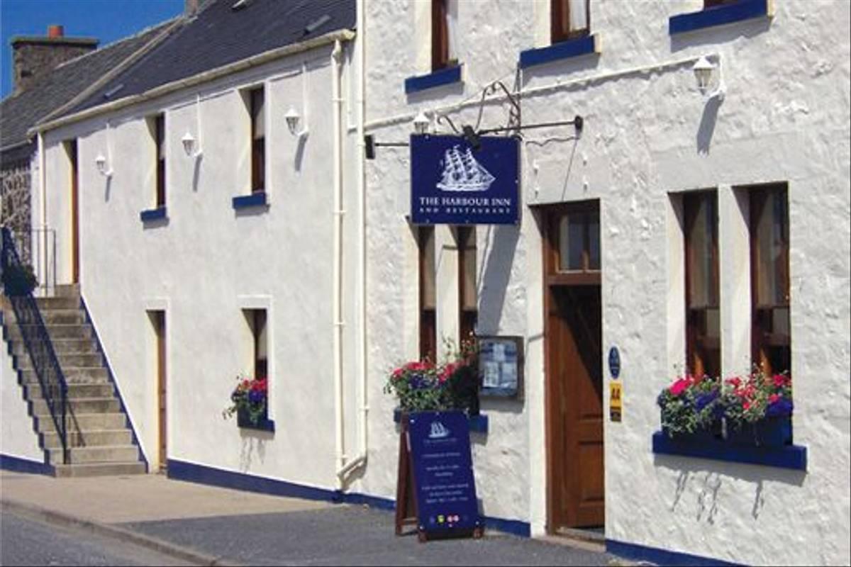 The Harbour Inn Hotel, Islay