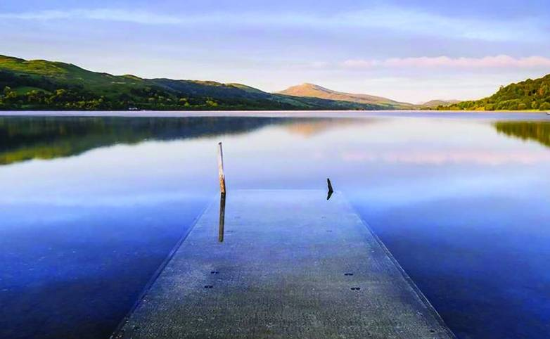 Dolgellau - Bala Lake and Jetty.jpg