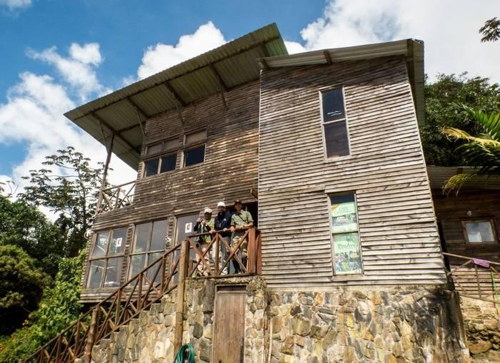 Proaves El Dorado Lodge by Ferney Salgado