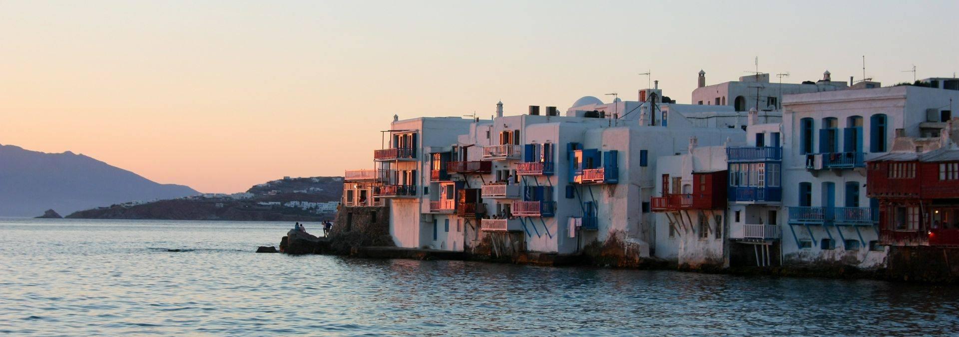 Mykonos Littel Venice 2