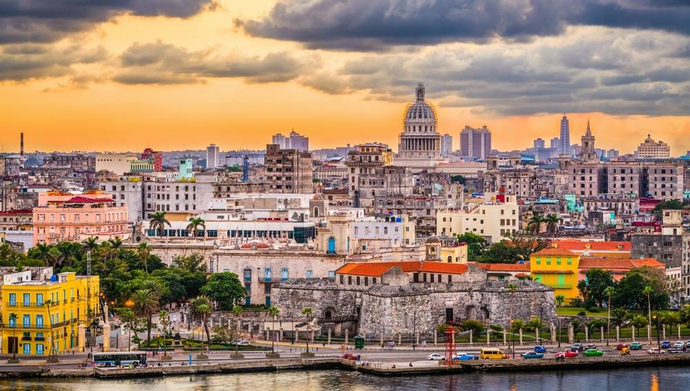 Cuba guided walking holiday