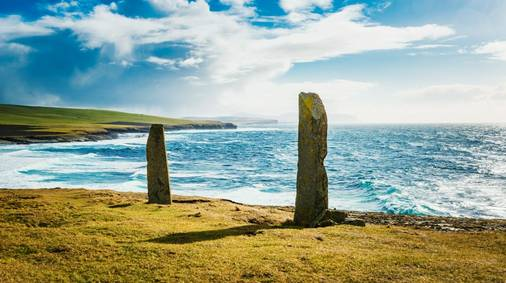 Orkney Guided Island Hopping Holiday
