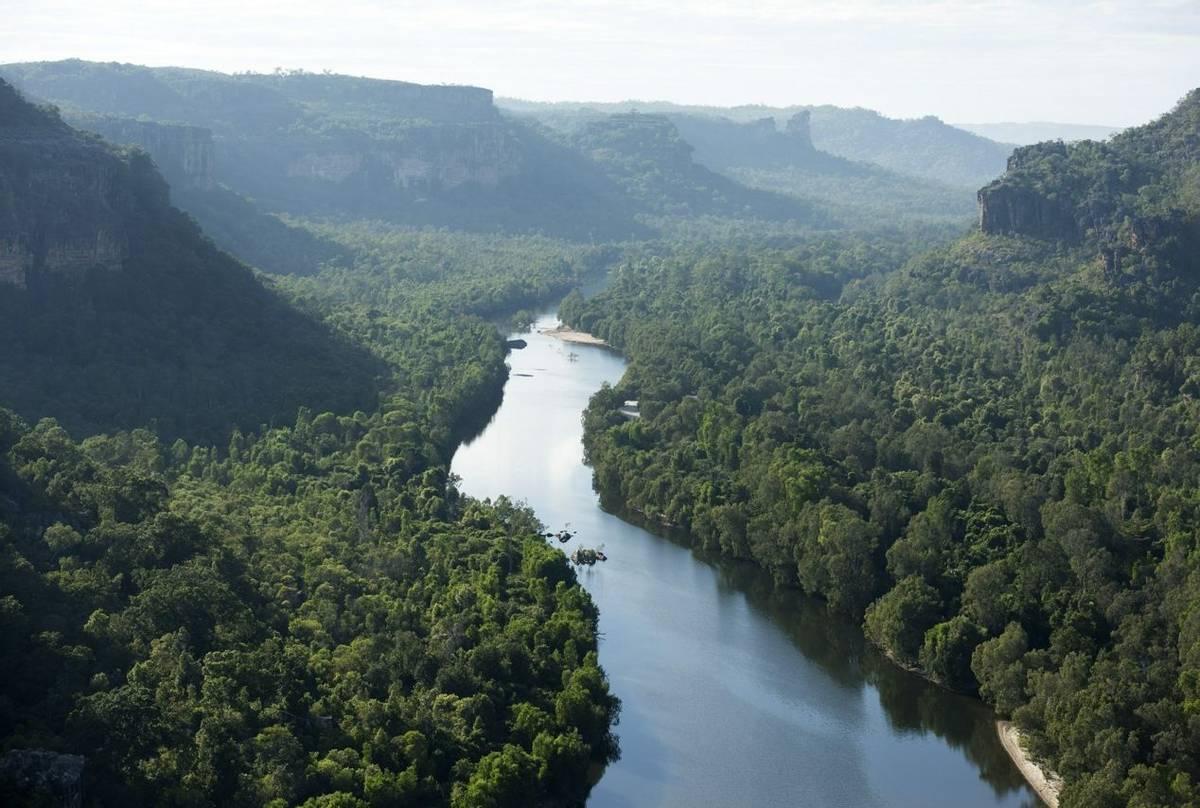 Kakadu National Park Northern Territory Australia Shutterstock 322885292