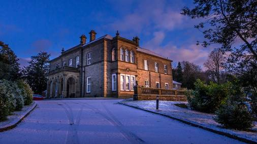 4-Night Southern Yorkshire Dales Christmas & New Year Walking Holiday
