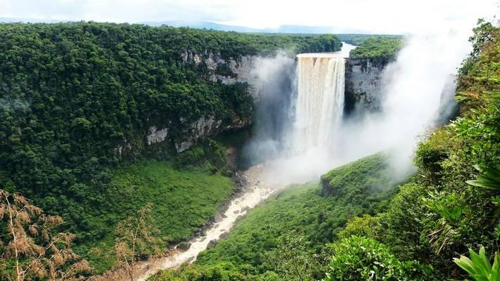 Kaieteur Falls, Guyana shutterstock_1326290156.jpg