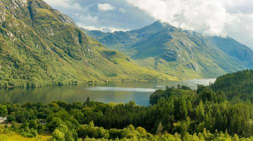 7-Night Scottish Highlands Guided Walking for Solos Holiday