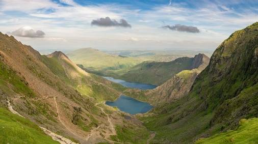 UK Three Peaks Plus Guided Trail Holiday