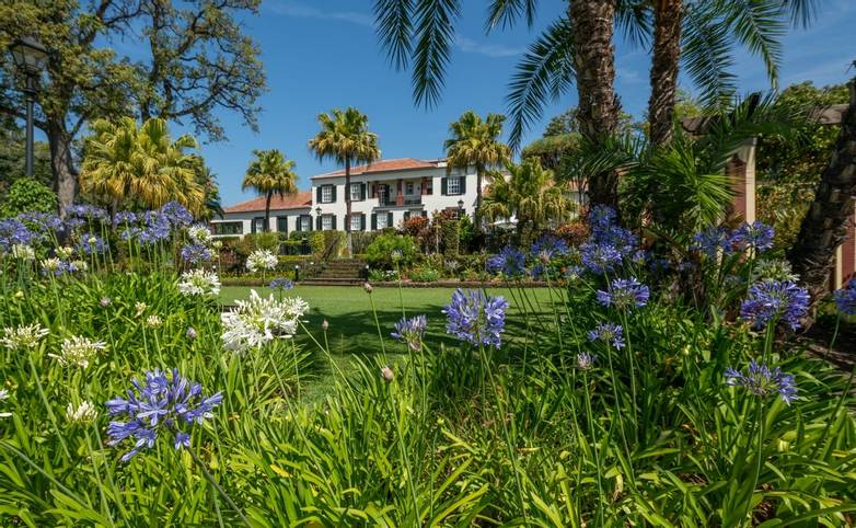 Portugal - Gardens of Madeira - Alberto Reynolds  - 1. QUINTA JARDINS DO LAGO OLD MANOR HOUSE.jpg