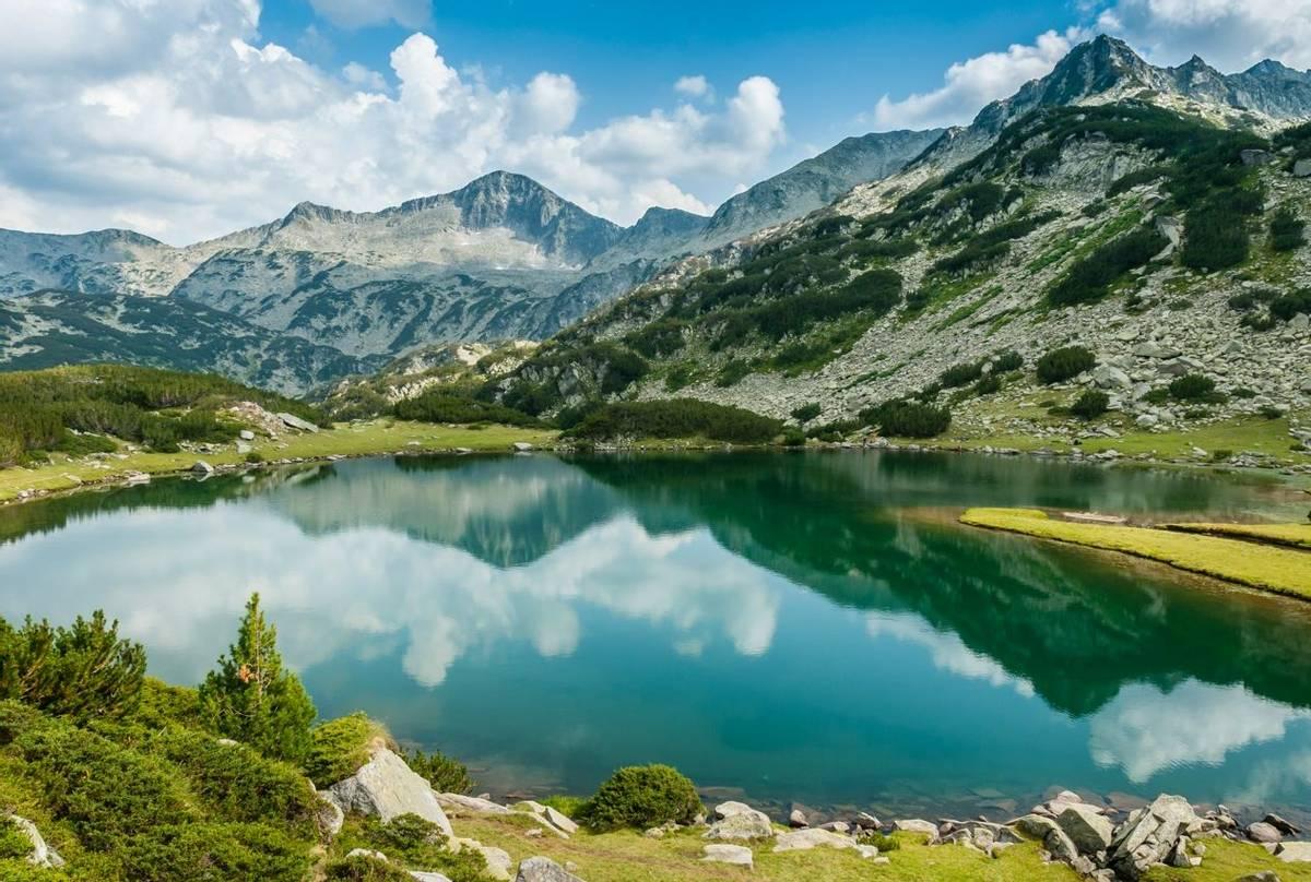Pirin NP, Bulgaria. Shutterstock 127181612
