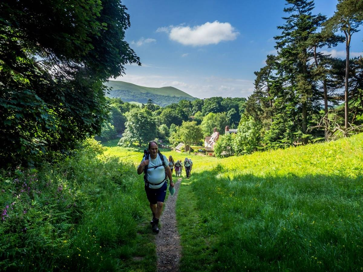 Bald Hiker images aka Paul Steele Longmynd House (26).jpg