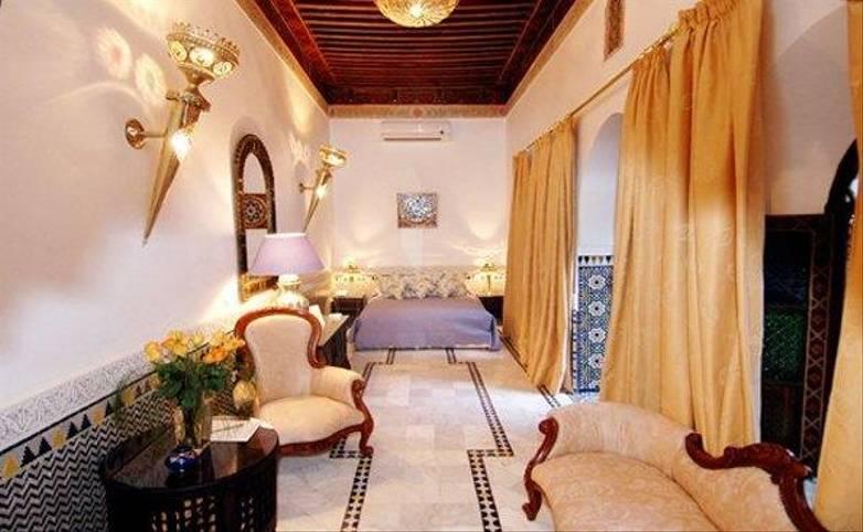 Morocco - Riad Palais Sebban 2 - Bedroom - Agent.jpg