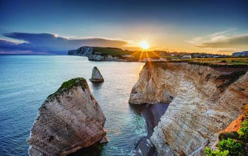 7-Night Isle of Wight Outdoor Escapes Holiday