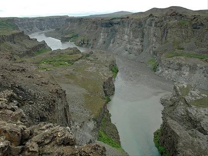 Joklusa Canyon (Paul Stanbury)
