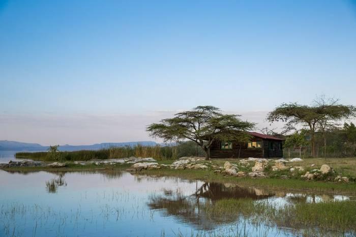Hara Langano Lodge On The Lake