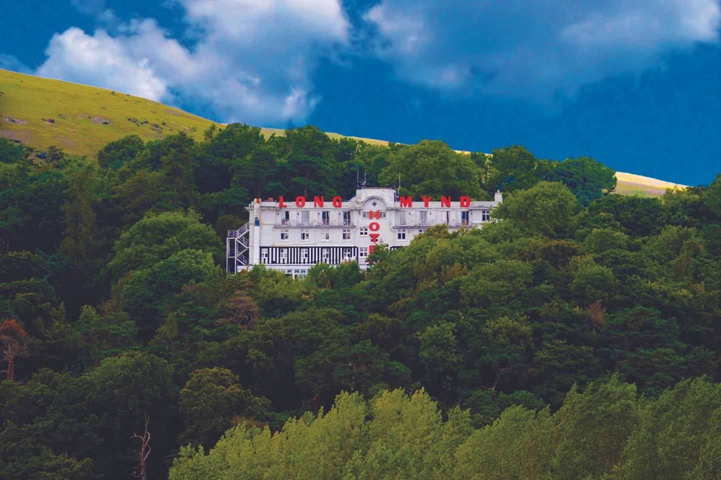 Longmynd House, Church Stretton, Shropshire