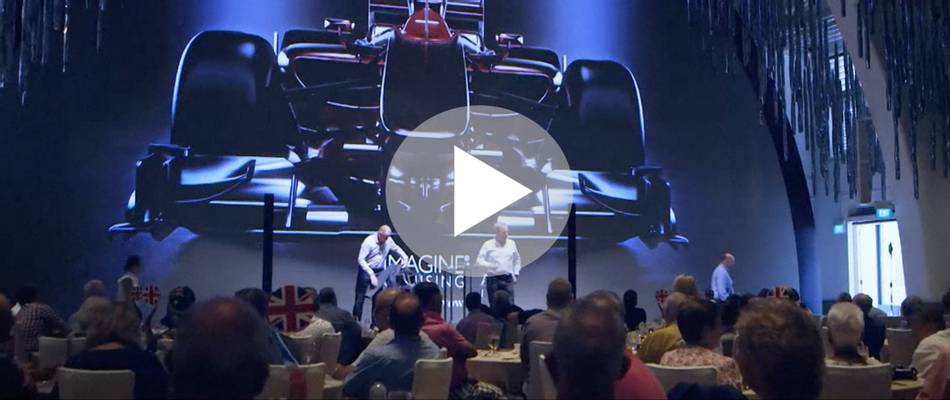 Imagine Cruising Singapore GP Event