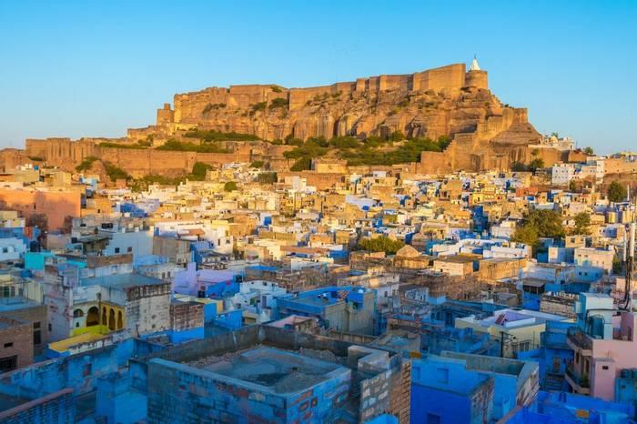 Jodhpur, India Shutterstock 604358606