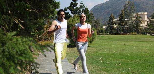Weight Management at Ananda in the Himalayas