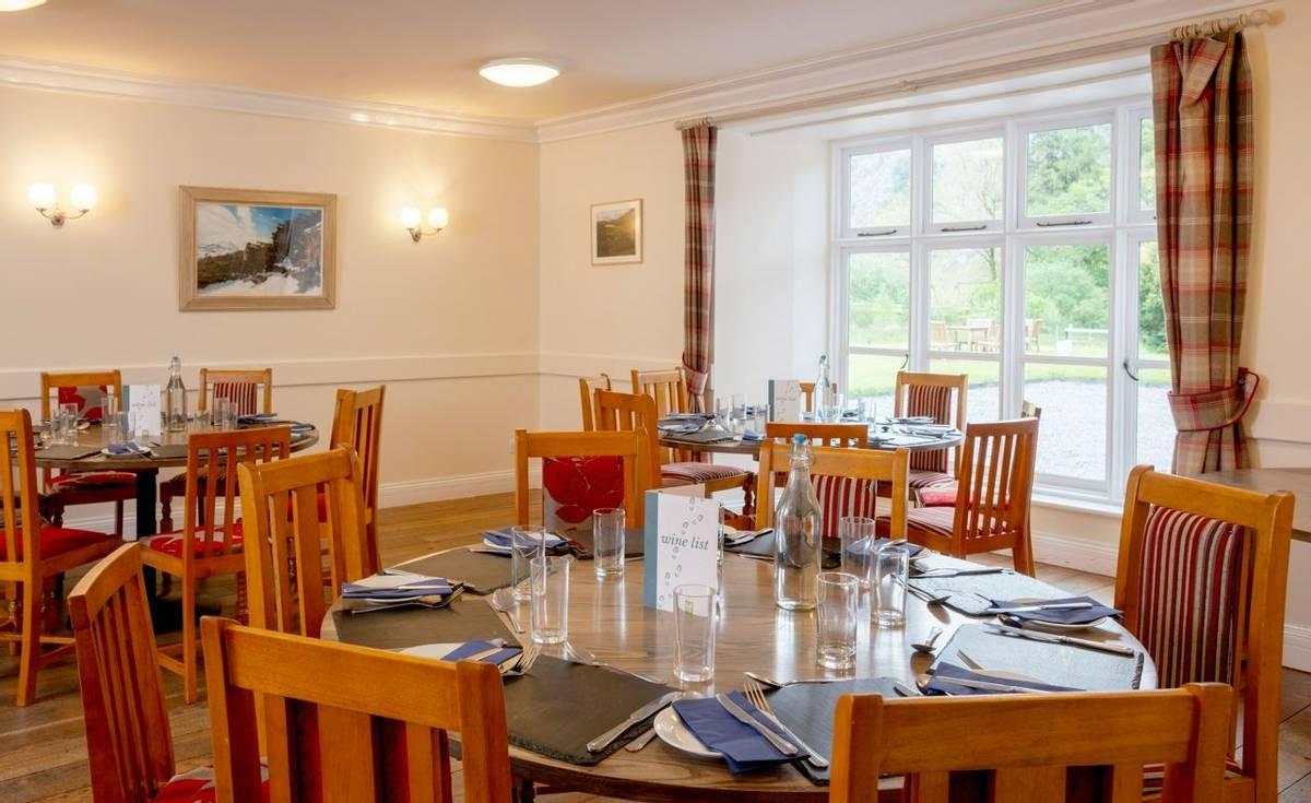 10690_0045 - Craflwyn Hall - Restaurant
