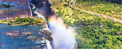 A Victoria Falls Experience Within the Heart of Africa