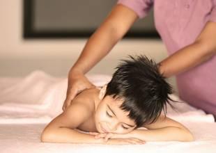 Amatara Spa   Kid Massage