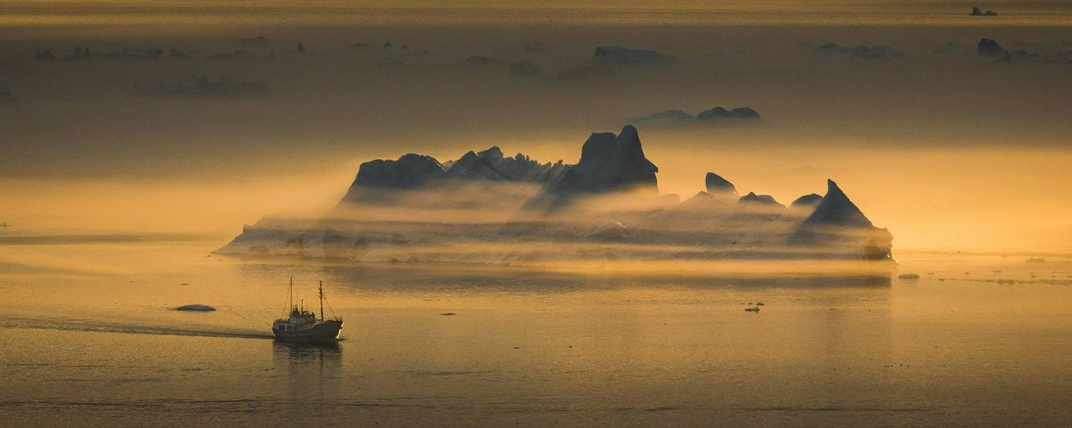 Ilulissat ice fjord in Greenland- Credit Mads Pihl and Visit Greenland