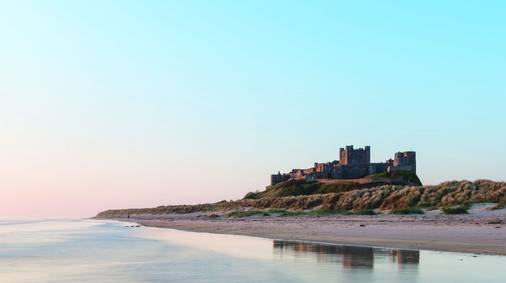4-Night Northumberland Gentle Guided Walking Holiday