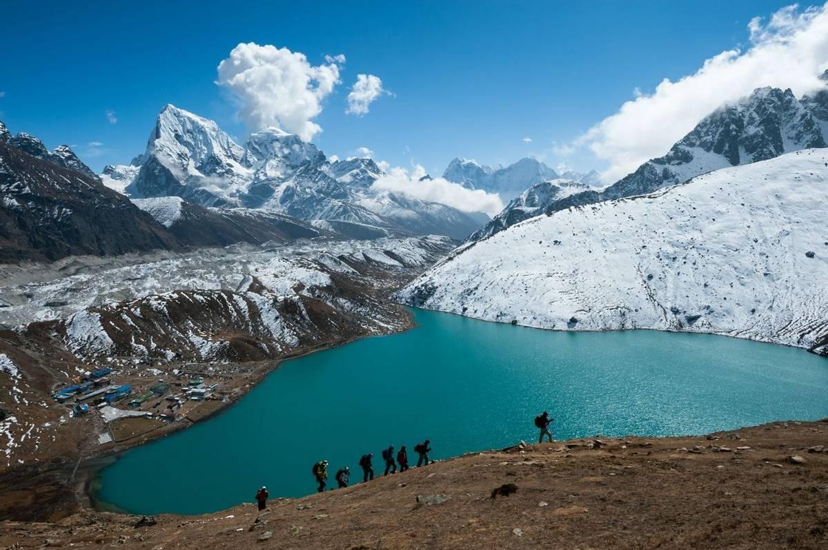 Gokyo Lake, Nepal Shutterstock 182289233