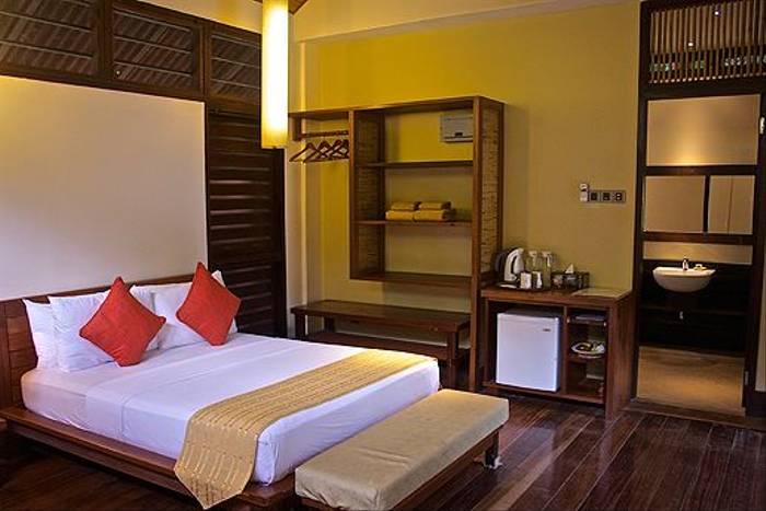 Room at Borneo Rainforest Lodge (Dani Free)