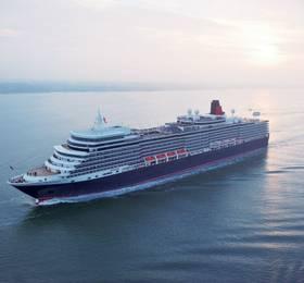 Southampton - Embark Queen Elizabeth