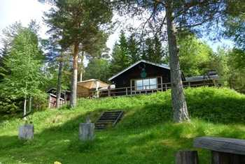 Cabins at the Lodge