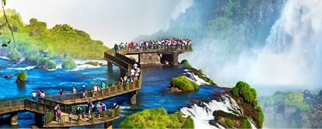 Cunard Voyage to South America & Immersive Iguazu Falls Experience