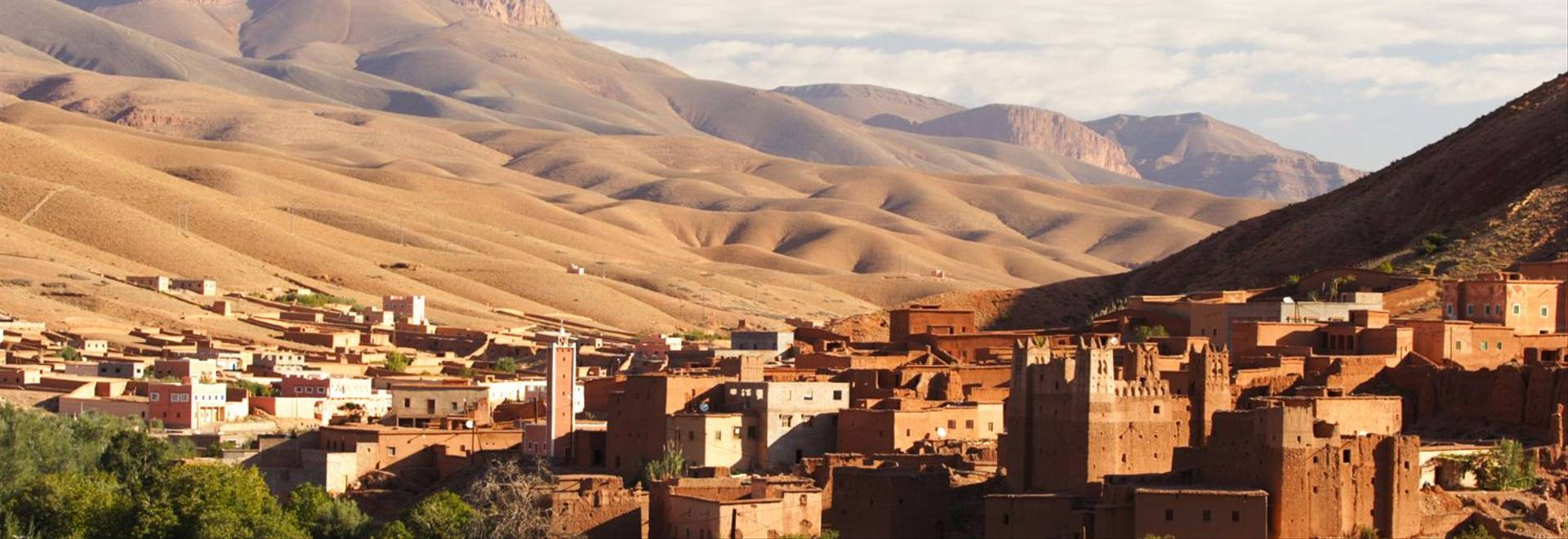 DT Moroccon Village
