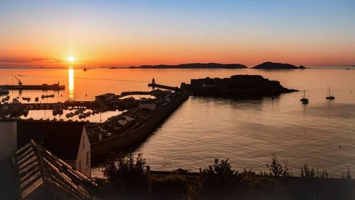 Guernsey Sunrise