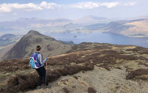 4-Night Northern Lake District Guided Walking Holiday