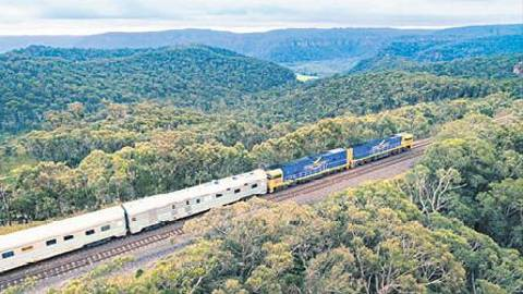 Indian Pacific   Blue Mountains   446x270