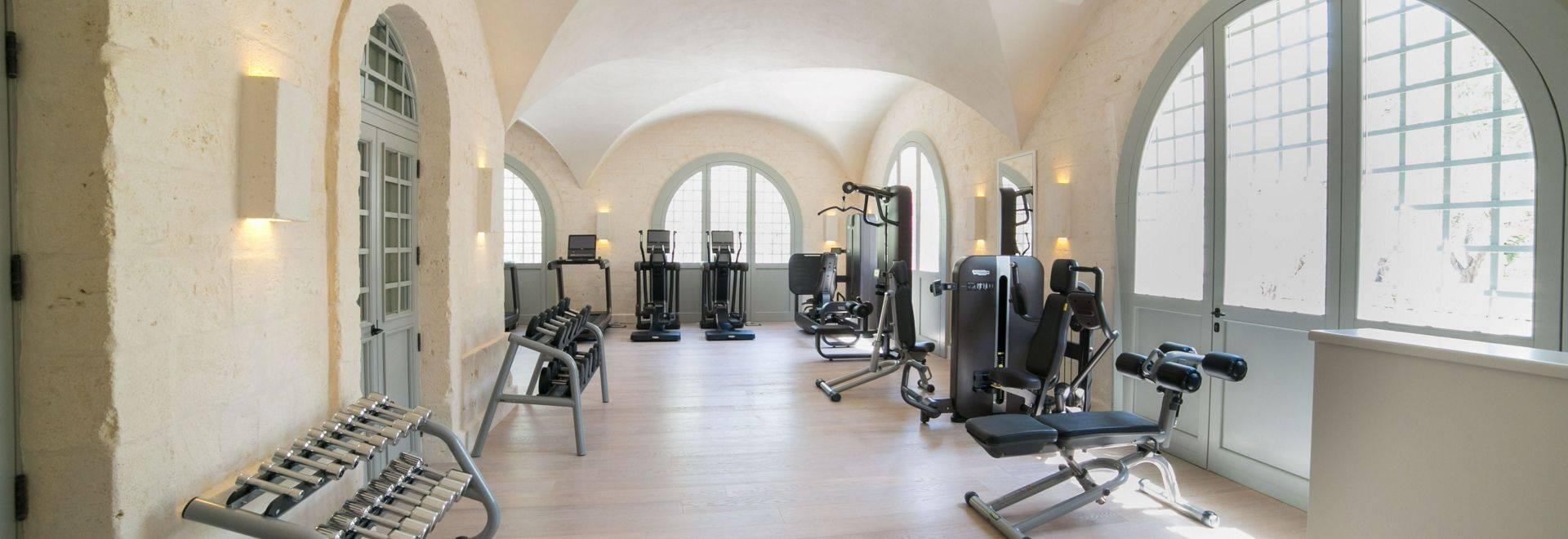 Borgo Egnazia Fitness Centre