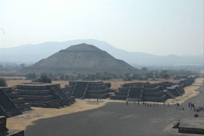 Teotihuacán (Paul Stanbury)