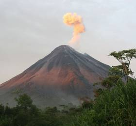 Visit to Arenal Volcano
