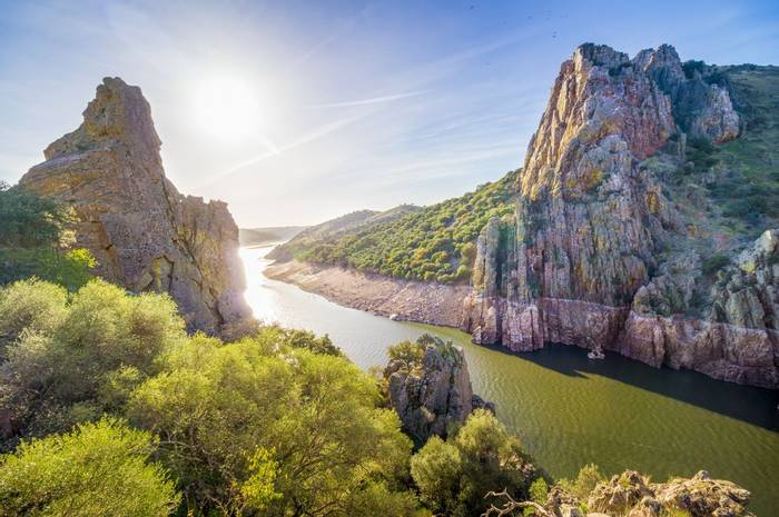 Salto del Gitano, Extremadura, Spain shutterstock_521390404.jpg