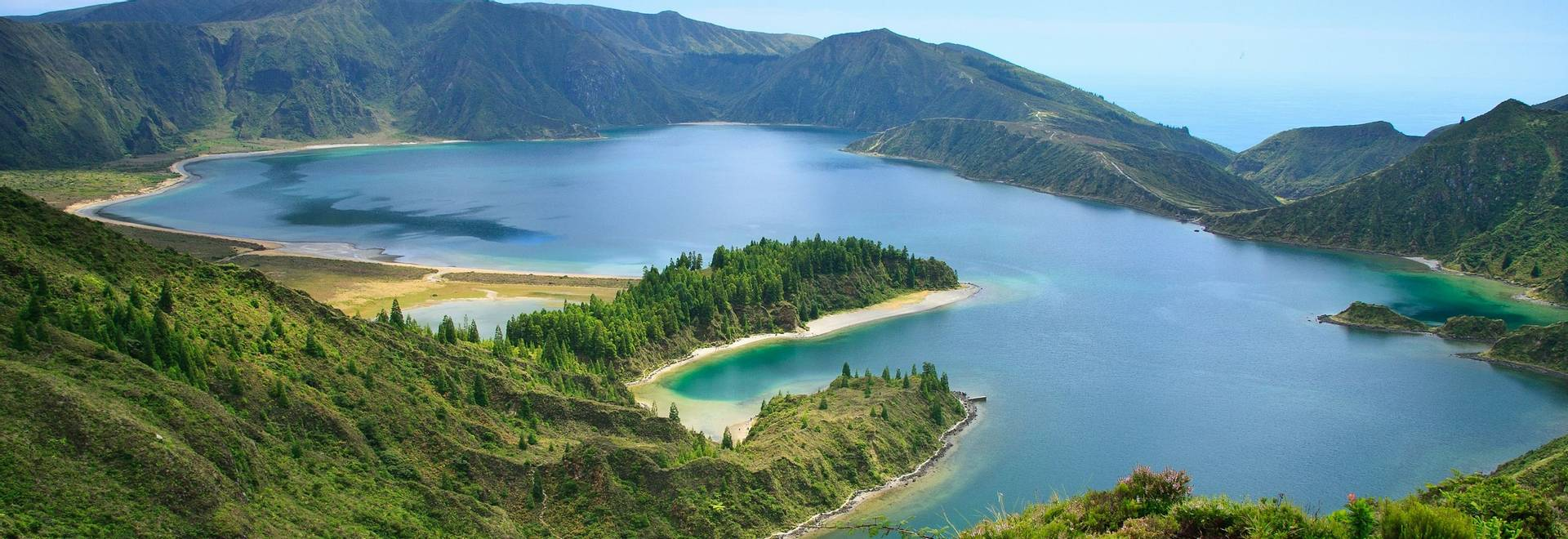 Shutterstock 92407054 Lagoa Do Fogo, A Volcanic Lake In Sao Miguel